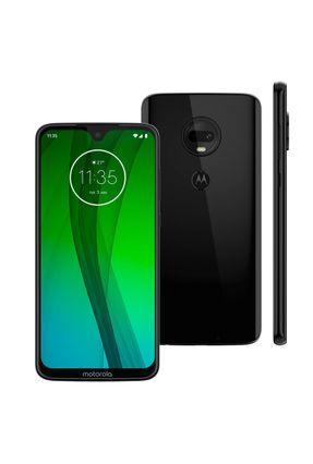 Smartphone Motorola Moto G7 XT1962 64GB 4GB RAM 12MP Tela 6.24 Ônix