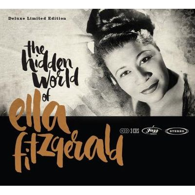 Ella Fitzgerald - The Hidden World Of Ella Fitzgerald - Box Com 3 CDs