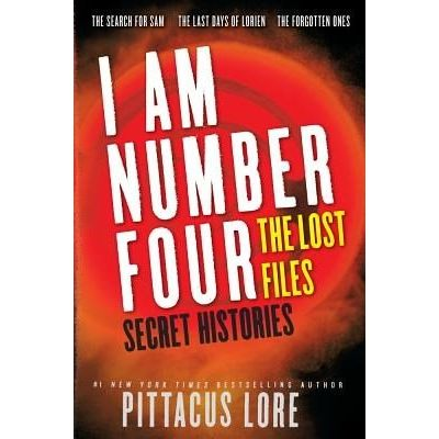 I Am Number Four - The Lost Files - Secret Histories