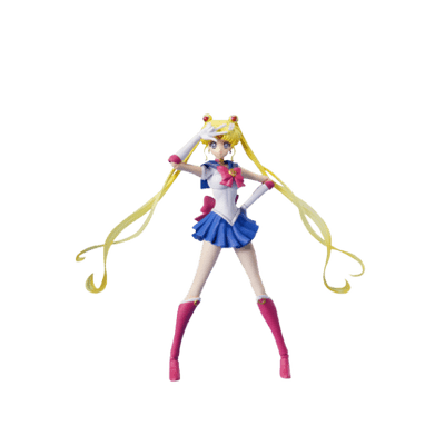 Sailor Moon Crystal Pretty Guardian - S.H. Figuarts