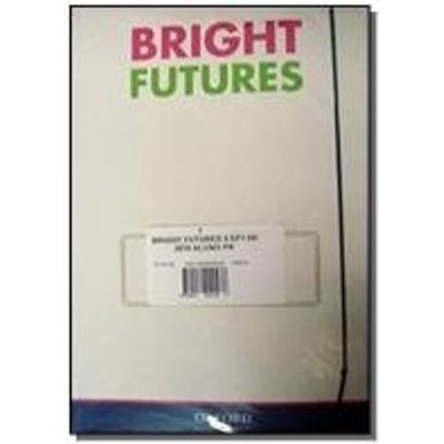 Bright Futures 5 - Ensino Fundamental 1 - 5H 2018 Pack Aluno