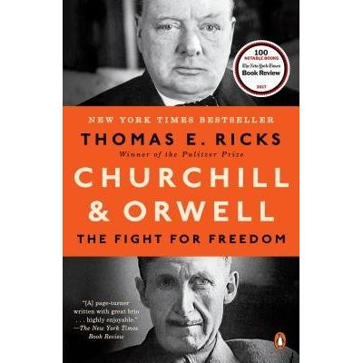 Churchill And Orwell - The Fight For Freedom