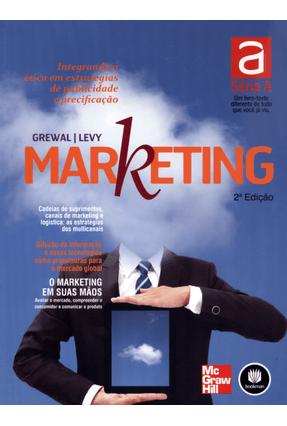Marketing - Série - 2ª Ed. 2012 - Grewal,Dhruv Levy,Michael | Tagrny.org