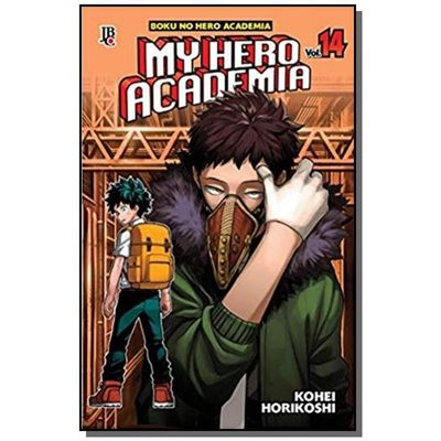 MY HERO ACADEMIA - VOL. 14