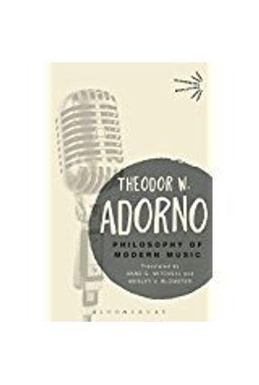 Philosophy Of Modern Music - Adorno,Theodor W. | Hoshan.org