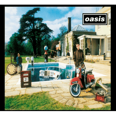 Oasis - Be Here Now Remastered - Box Com 3 CDs - Digipack