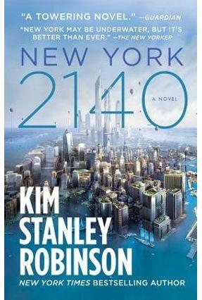 New York 2140 - Robinson,Kim Stanley | Hoshan.org