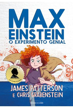 Max Einstein O Experimento Genial - Patterson,James Grabenstein,Chris   Hoshan.org