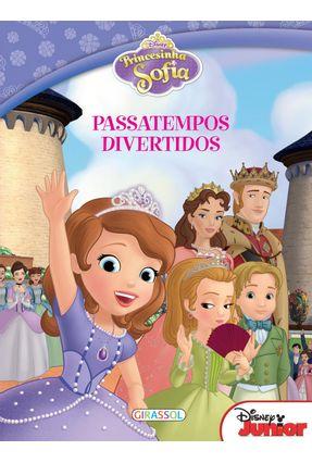 Princesinha Sophia - Col. Passatempos Divertidos - Disney | Nisrs.org