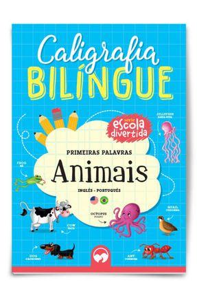 Caligrafia Bilingue Animais - Adenio Fuchs pdf epub