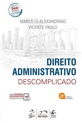 Direito Administrativo Descomplicado -  pdf epub