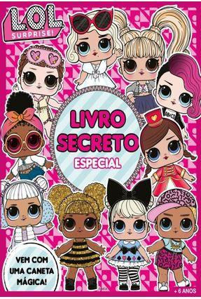 L.O.L Surprise! Livro Secreto Especial -  pdf epub