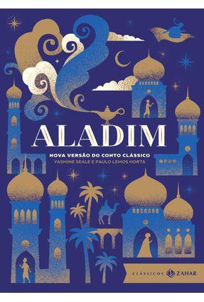 Aladim: Edição Bolso De Luxo (Clássicos Zahar) - Nova Versão Do Conto Clássico - Horta,Paulo Lemos | Hoshan.org
