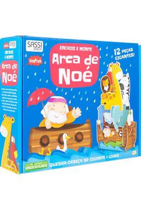 Arca De Noé - Encaixe e Monte - Companhone,Márcia Duarte | Hoshan.org