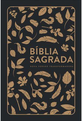 BIBLIA NVT LG ST - FOLHAS DOURADAS - Mundo Cristão pdf epub
