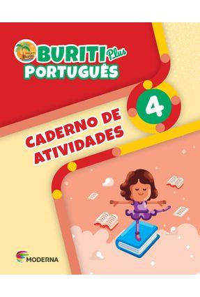 Buriti Plus - Português - 4º Ano - Caderno De Atividades