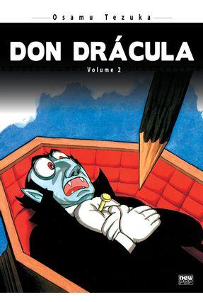 Don Drácula - Vol. 2 - Tezuka,Osamu pdf epub