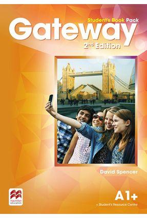Gateway A1+ - Students Books With Workbook - Spence,Dave pdf epub