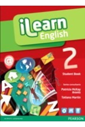 Ilearn English 2 - Student´ S Book - With My English Lab Pack - Pearson pdf epub