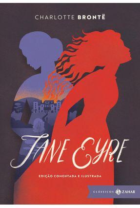 Jane Eyre - Edição Comentada e Ilustrada - Lisboa,Adriana Charlotte Brontë   Tagrny.org