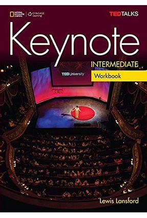 Keynote - Intermediate - Workbook - Lansford,Lewis | Nisrs.org