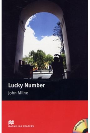 Lucky Number - Audio CD Included - Macmillan Readers - Macmillan | Hoshan.org