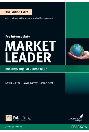 Market Leader - Extra Pre-Intermediate Coursebook With DVD-ROM Pin Pack - 3Rd Edition - Walsh,Clare | Hoshan.org