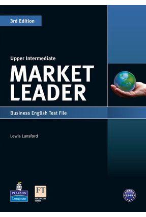 Market Leader Upper Int Tst File 3E Upper Int Tst File 3E - Editora Pearson | Hoshan.org