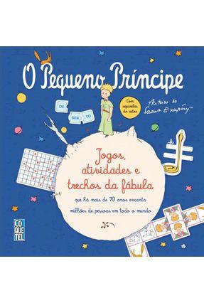 O Pequeno Príncipe - Jogos, Atividades e Trechos da Fábula - Coquetel Coquetel | Tagrny.org