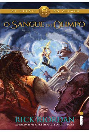 O Sangue do Olimpo - Série Os Heróis do Olimpo - Riordan,Rick | Hoshan.org