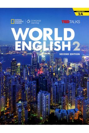 World English 2 - Combo Split A With CD-ROM - 2nd Edition - Becky Tarver Chase   Tagrny.org