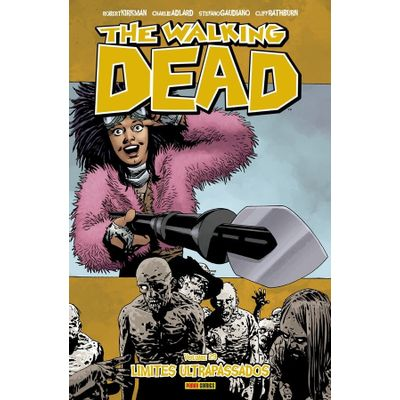 The Walking Dead - Volume 29 - Limites Ultrapassados