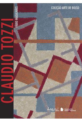 Cláudio Tozzi - Col. Arte de Bolso - Magalhaes,Fabio pdf epub