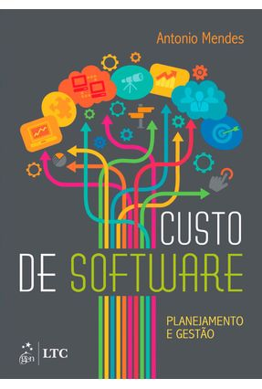 Custo de Software - Planejamento e Gestão - ANTONIO MENDES   Hoshan.org