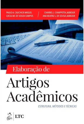 Elaboração De Artigos Acadêmicos - Cauchick,Paulo pdf epub