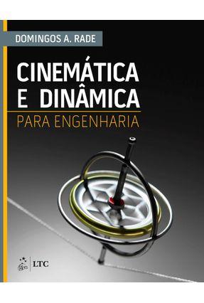 Cinemática e Dinâmica Para Engenharia - Rade,Domingos   Hoshan.org