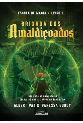 Escola De Magia - Brigada Dos Amaldiçoados - POCKET -  pdf epub