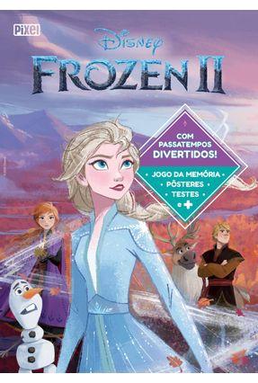 Frozen 2 - Livrão -  pdf epub