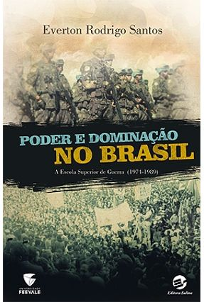 Poder e Dominação No Brasil - Rodrigo Santos,Everton | Tagrny.org