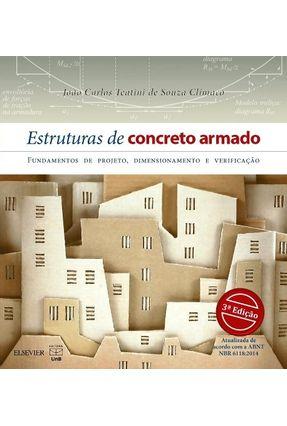 Estruturas de Concreto Armado - 3ª Ed. 2016 - Ahuja,Anil pdf epub