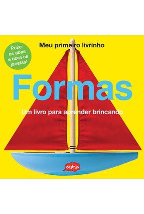 Formas - Col. Meu Primeiro Livrinho - Puxe As Abas - Powell,Sarah | Tagrny.org
