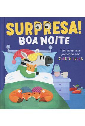 Boa Noite - Surpresa! - Companhone,Márcia Duarte   Hoshan.org