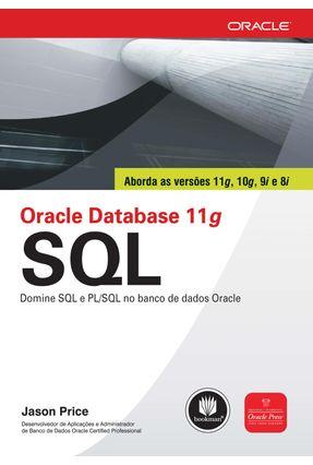 Oracle Database 11g Sql - Price,Jason pdf epub