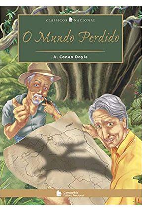 O Mundo Perdido - Clássicos Nacional - Doyle,Arthur Conan | Hoshan.org