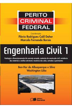 Engenharia Civil 1 - Col. Perito Criminal Federal - Silva,Ben-hur de Albuquerque e Lüke,Washington   Hoshan.org