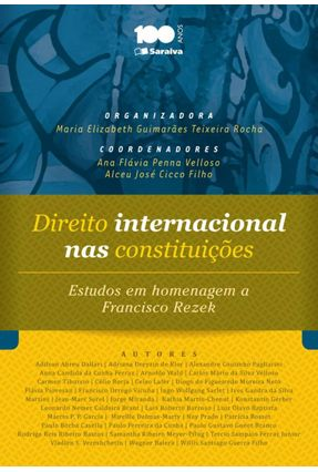 Direito Internacional na Constituição - Costa Filho,Alceu Velloso,Ana Flávia Penna Rocha,Maria Elizabeth Guimarães Teixeira   Hoshan.org