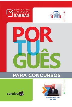 Português Para Concursos - Sabbag,Eduardo pdf epub