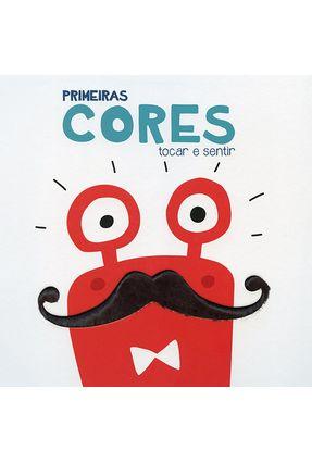 Primeiras Cores - Tocar e Sentir - Books,Yoyo | Hoshan.org
