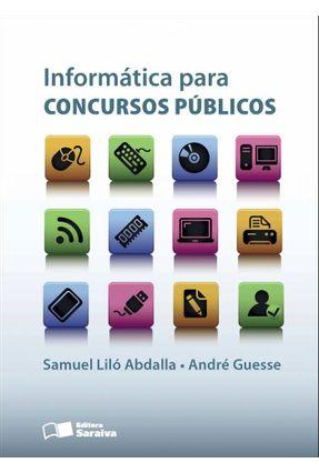 Informática Para Concursos Públicos - Guesse,André | Hoshan.org