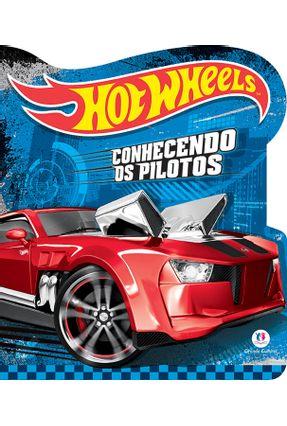 Hot Wheels - Conhecendo Os Pilotos - Editora Ciranda Cultural   Nisrs.org
